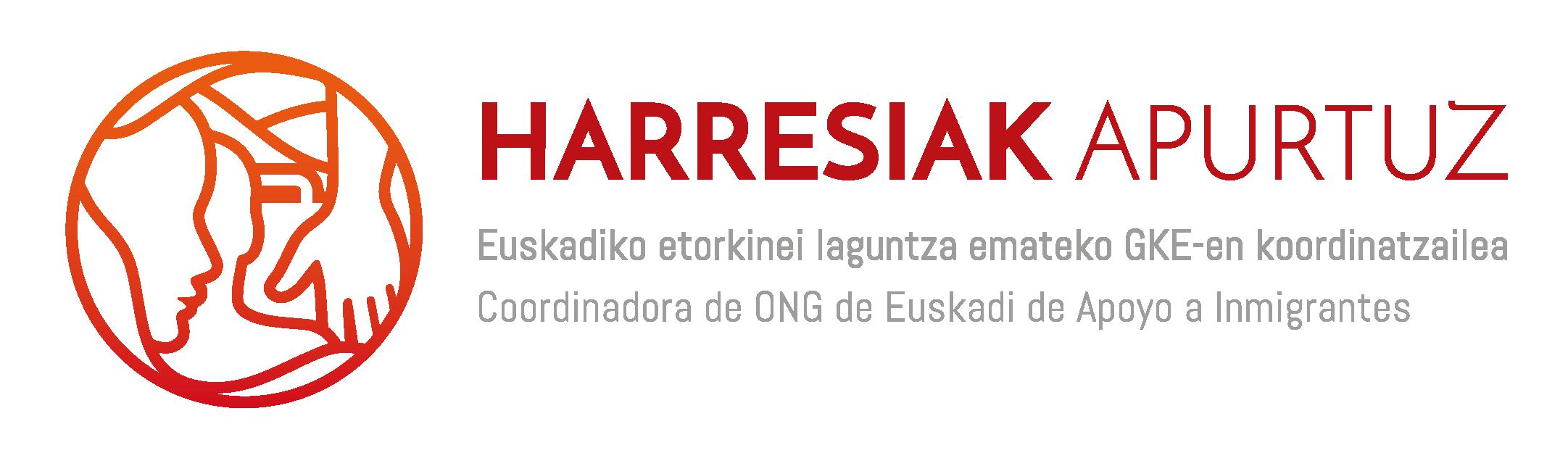 Coordinadora de ONG de Euskadi de apoyo a inmigrantes